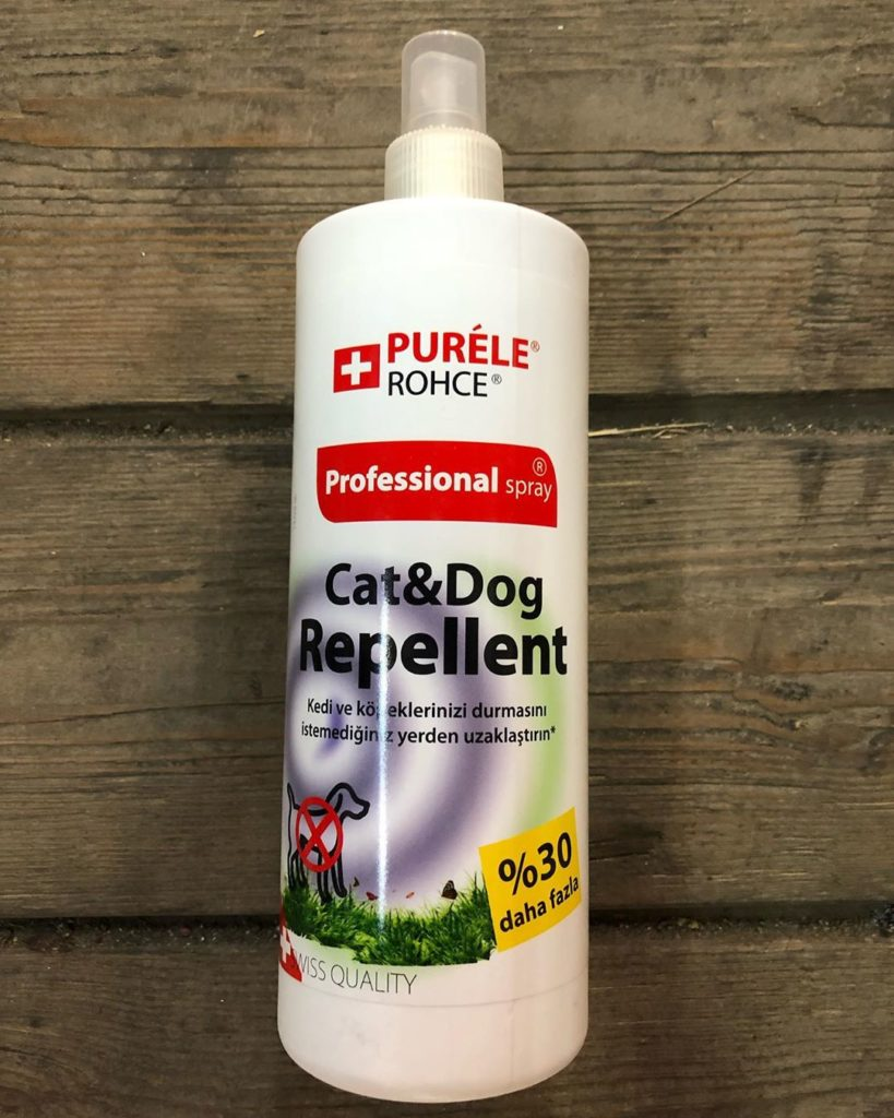 repellente per animale